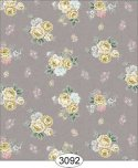 Wallpaper Rose Hill Small Floral Yellow