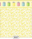 Wallpaper Sew Perfect Pins Yellow