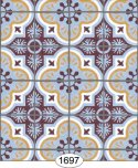 Wallpaper - Decorative Tile - 1697