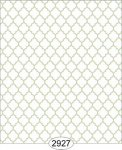 Wallpaper Geometric Trellis Green Mint