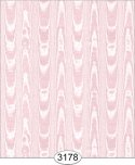 Wallpaper Silk Moire Pink