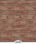 Wallpaper - Distressed Wood - Red