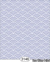 Wallpaper Shell Lavender Purple