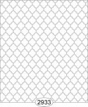 Wallpaper Geometric Trellis Grey