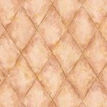 Wallpaper - Tuscan Tile Diamond Gold