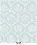 Wallpaper - Ethereal Damask Blue