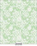 Wallpaper - Daniella Lace - Green No Border