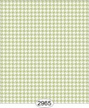 Wallpaper Birch Houndstooth Green Spring