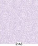Wallpaper Birch Damask Purple