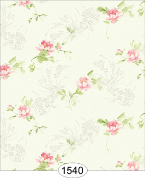 Floral - Rose - Small