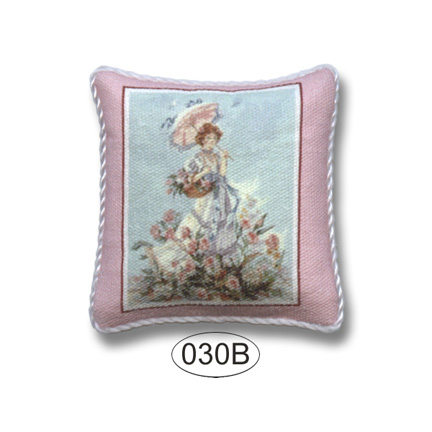 Pillow - Lady in Pink 2