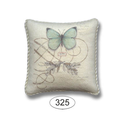 Pillow - Butterfly Study 1
