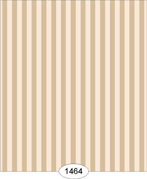 Wallpaper - Parisian - Stripe - Beige