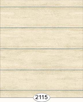 Wallpaper - Honey Wood - Antique Cream