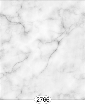 Wallpaper - Carrara Marble Slab Light Gray