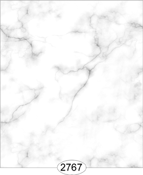 Wallpaper - Carrara Marble Slab White