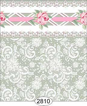 Wallpaper - Daniella Lace - Olive