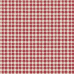Wallpaper - Dancing Rag Doll - Red Check NO BORDER